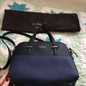 Kate spade bag with dust bag